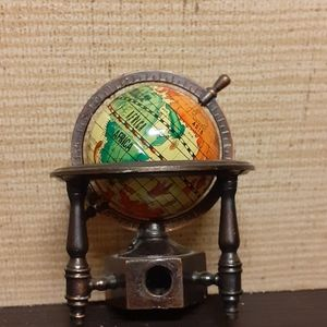Antique Globe Sharpener